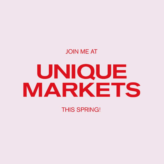 Unique Markets DTLA | May 11-12, 2019