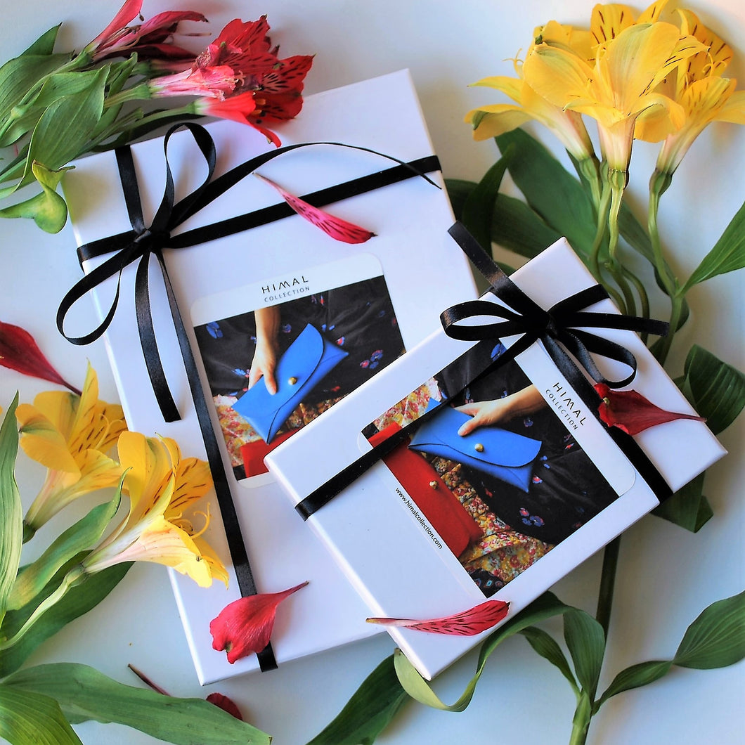 GIFT WRAP BOX – himalcollection
