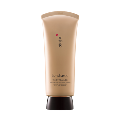 Sulwhasoo timetreasure extra creamy cleansing foam 150ml