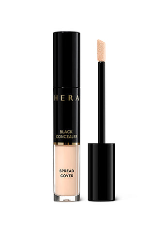 Hera black concealer spread cover #medium vanila