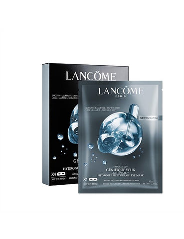 Lancome light pearl 360 eye mask 4 pack