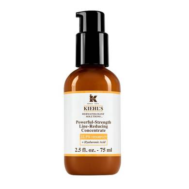 Kiehl's powerful-strength line-reducing concentrate 100ml limited size