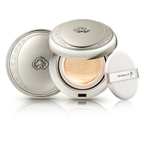 Whoo radiant white moisture cushion foundation SPF50/PA+++ No.21