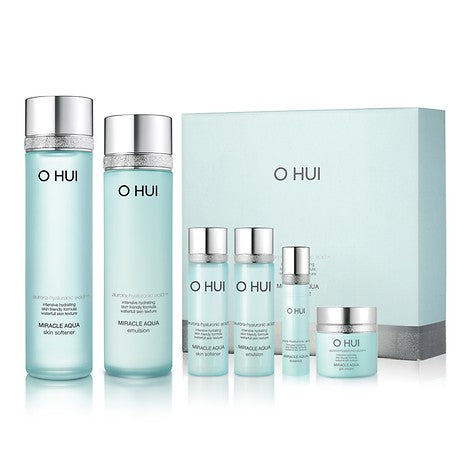 Ohui miracle aqua special set 2pcs