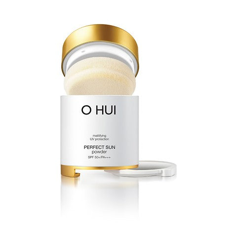 Ohui perfect sun powder #02 beige
