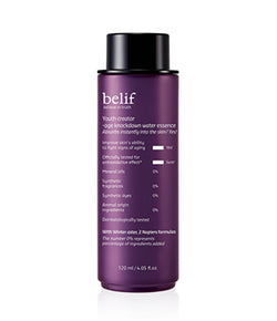 Belif youth creator age knockdown water essence 120ml