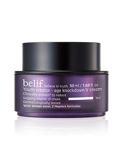 Belif youth creator age knockdown V cream 50ml