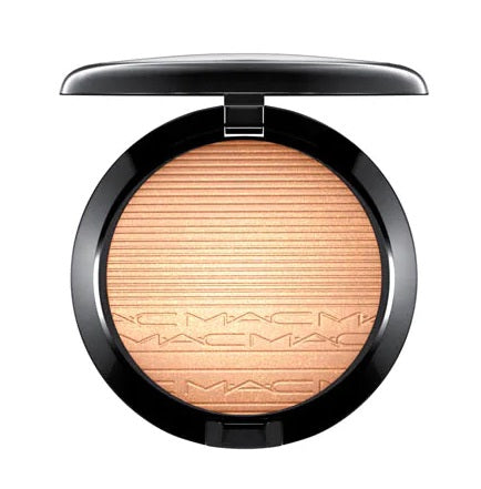 Mac extra dimension skinfinish #show gold