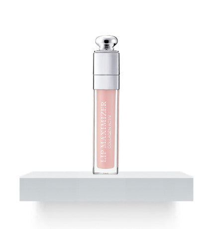 Dior addict lip maximizer #001 collagen active lip gloss