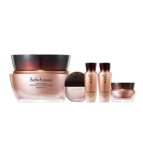 Sulwhasoo timetresure invigorating sleeping mask set