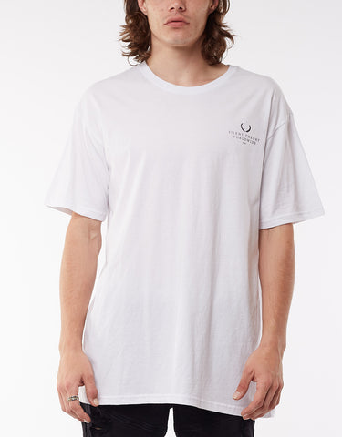 TAKE OFF TEE - WHITE