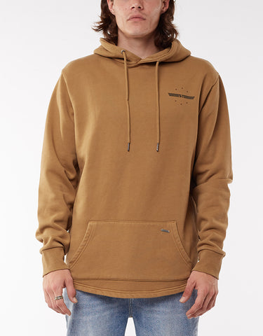 WINGSPAN HOODY - BROWN