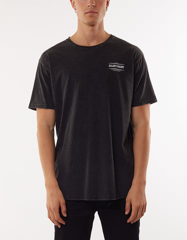 Prey Tee Washed Black