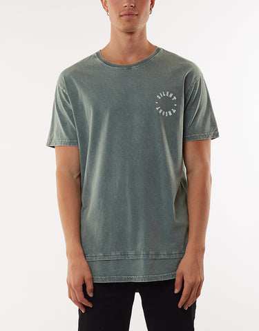 Horror Layered Tee Green