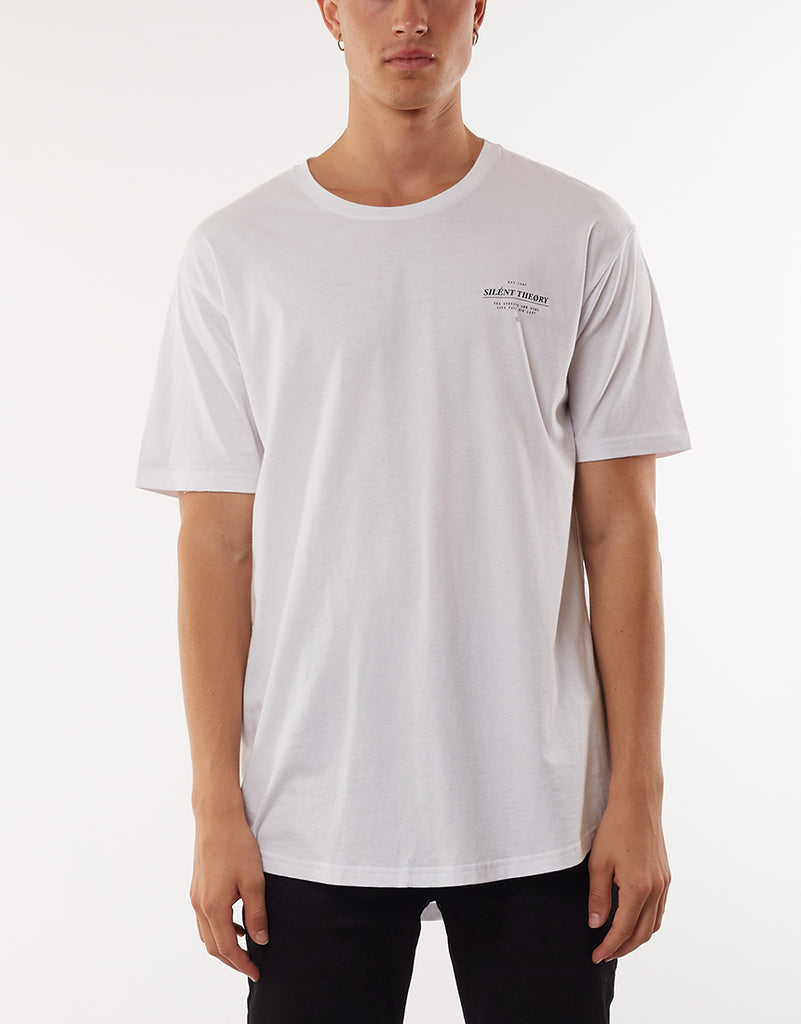 Spread Tee White