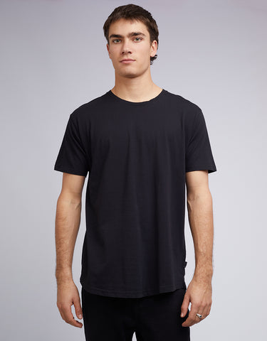 ACID TAIL TEE - BLACK