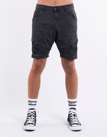 OUTLAW SHORT - WASHED BLACK