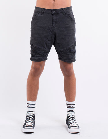 Outlaw Short Washed Blk Washed Black