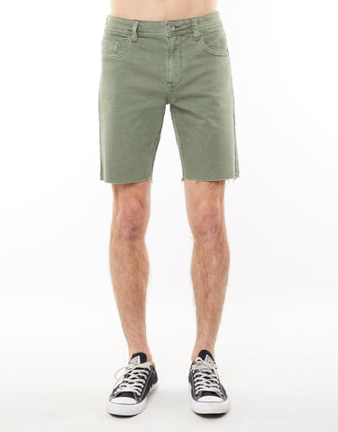 Shadow Short Raw Khaki
