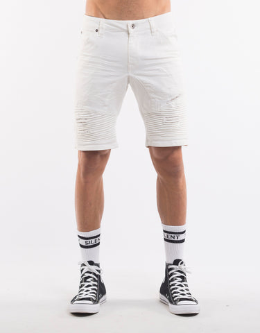 OUTLAW SHORT - WHITE