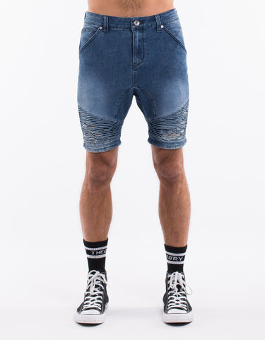 OUTLAW SHORT - MID BLUE