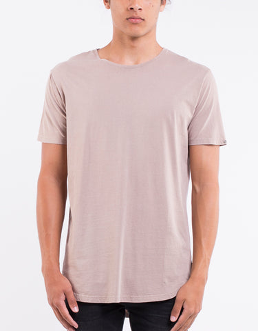 ACID TAIL TEE - TAN
