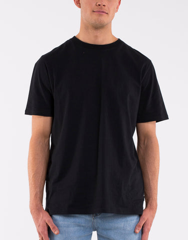 Relaxed Tee Black