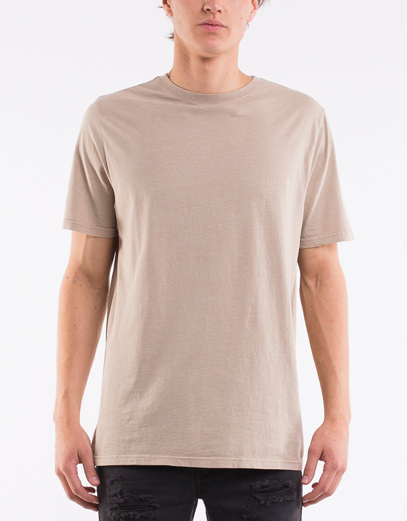 RELAXED TEE - SAND