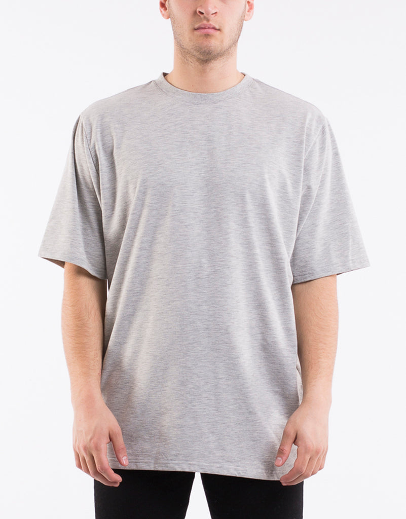 RELAXED TEE - GREY