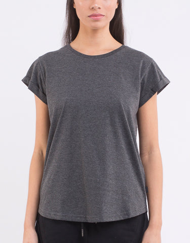 Lucy Tee Charcoal