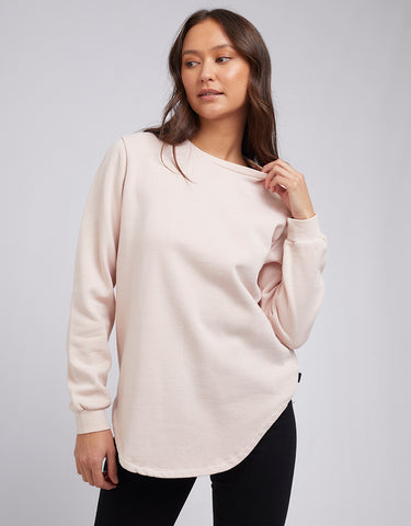 CLASSIC CREW - DUSTY PINK