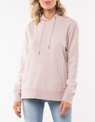CLASSIC HOODY - DUSTY PINK