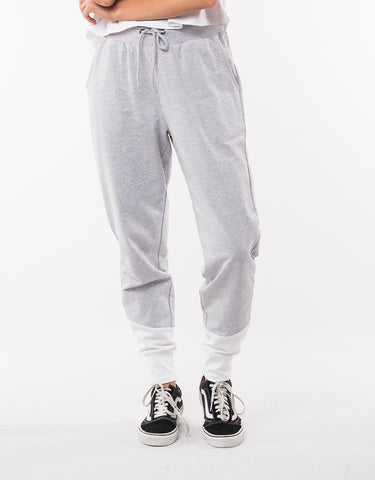 ALL IN TRACKPANT - GREY MARLE