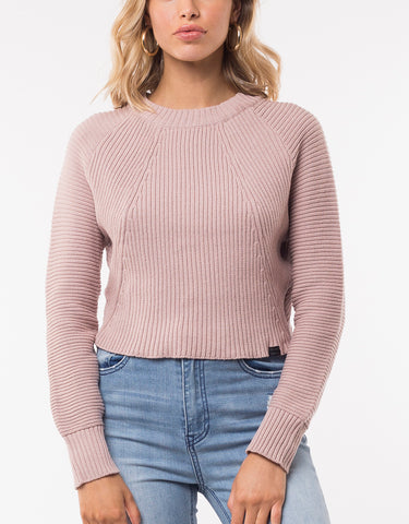 HUNTINGTON KNIT - PINK