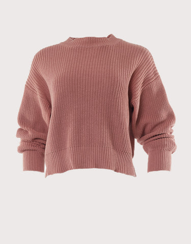 HUNTED KNIT - PINK