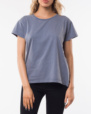 Tee Polly 2 For $50 Denim Blue