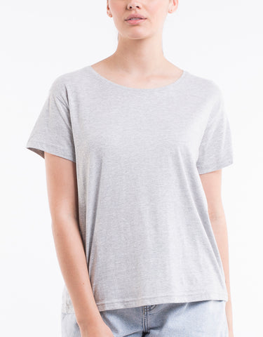 Tee Polly 2 For $50 Grey Marle