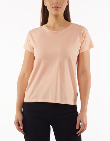 Tee Polly 2 For $50 Peach