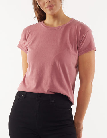 Tee Polly 2 For $50 Rose