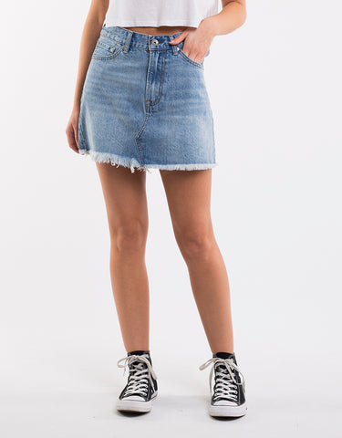 Venice Denim Skirt Heritage Blue