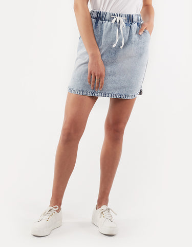 Minor Skirt Light Blue