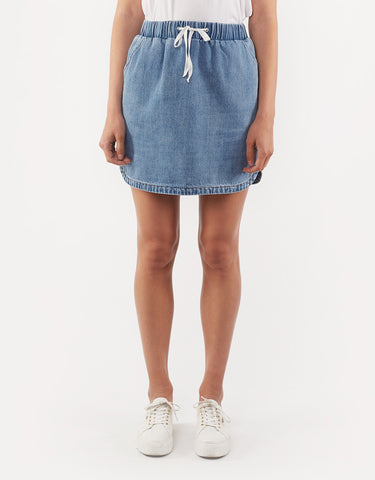 Minor Skirt Denim Blue