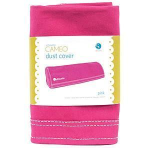 Silhouette Cameo Pink Dust Cover - Version 2 or lower