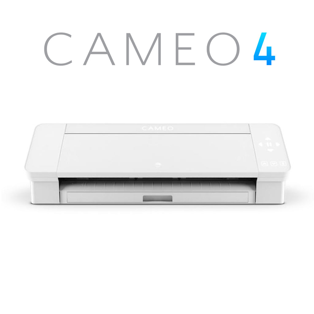 Silhouette Cameo® 4 - White -Pre order for dispatch 22nd September