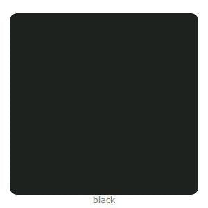 Silhouette 12X12in Adhesive Backed Cardstock - Black (Per Sheet)