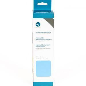 Silhouette - 9 In X 36 Inch Smooth Heat Transfer - Light Blue