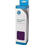 Silhouette - Smooth Heat Transfer Material - Purple
