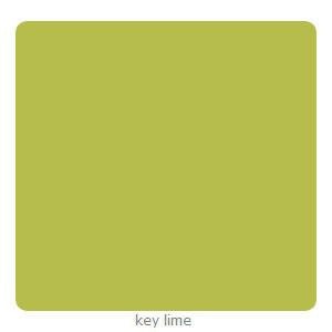 Silhouette 12X12in Adhesive Backed Cardstock -  Key Lime  (Per Sheet)