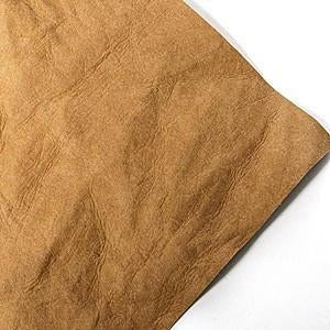 Silhouette - Faux Leather Paper - Natural