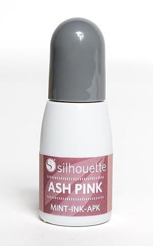 Silhouette - Mint Ink - Ash Pink